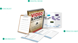 Video Blogging Wealth Generator Package